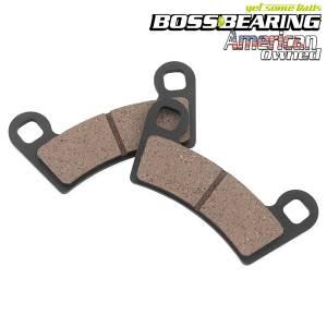 BikeMaster - Boss Bearing Front Brake Pads BikeMaster for Polaris - Image 1