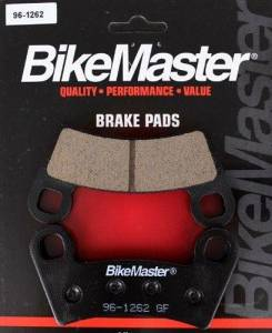 BikeMaster - Boss Bearing Front Brake Pads BikeMaster for Polaris - Image 2