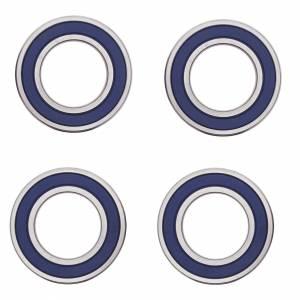 Boss Bearing - Boss Bearing Rear Wheel Bearings and Seals Combo Kit for Suzuki - Image 2