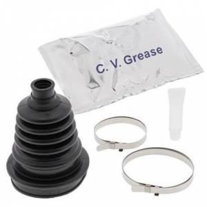 Boss Bearing - All Balls Racing   Universal CV Boot Repair Kit   19-5034   for Honda - Image 2
