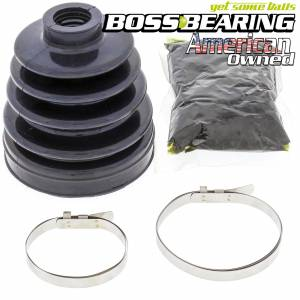 Boss Bearing - Boss Bearing CV Boot Repair Kit Rear Outer for Can-Am, Kawasaki and Polaris - Image 3