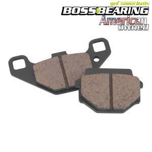 BikeMaster - Boss Bearing Rear Brake Pads BikeMaster S3017 for KTM - Image 1