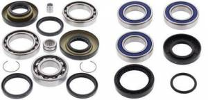 Boss Bearing - Complete Rear End Rebuild Combo Kit for Honda - Image 4