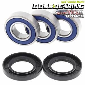 Boss Bearing - Boss Bearing Rear Wheel Bearings and Seal Kit for Yamaha - Image 1