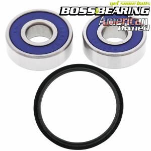 Boss Bearing - Boss Bearing Front Wheel Bearings and Seal Kit - Image 1