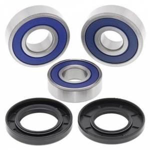 Boss Bearing - Rear Wheel Bearing Seal for Suzuki- 25-1256B - Image 2