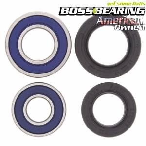 Boss Bearing - Boss Bearing Front Wheel Bearings and Seals Kit for Yamaha - Image 1