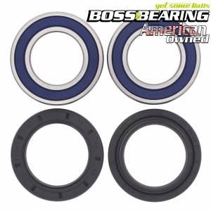 Boss Bearing - Boss Bearing Rear Wheel Bearings and Seals Kit for Suzuki - Image 1