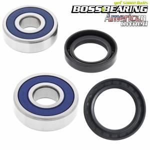 Boss Bearing - Boss Bearing Rear Wheel Bearings and Seal Kit for Honda - Image 1