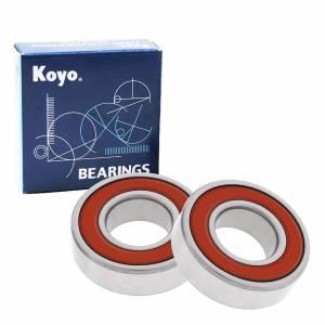 Boss Bearing - Boss Bearing 41-6264BP-8F7-B-3 Premium Front Wheel Bearings and Seals Kit for Honda - Image 2