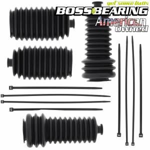 Boss Bearing - Boss Bearing Steering  Replacement Rack Boot Combo Kit for Polaris - Image 1