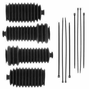 Boss Bearing - Boss Bearing Steering  Replacement Rack Boot Combo Kit for Polaris - Image 2