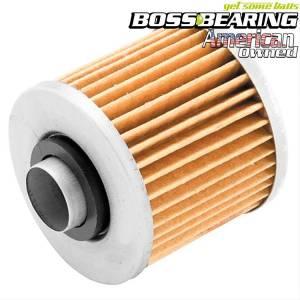 BikeMaster - Boss Bearing BikeMaster Oil Filter for Honda - Image 1