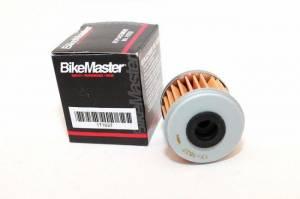 BikeMaster - Boss Bearing BikeMaster Oil Filter for Honda - Image 2