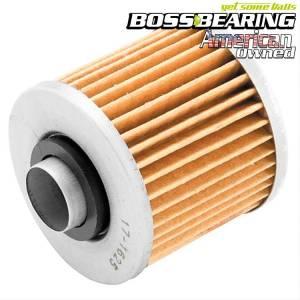 BikeMaster - Boss Bearing BikeMaster Oil Filter for Suzuki - Image 1