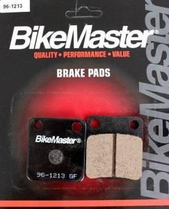 BikeMaster - Boss Bearing BikeMaster Front Brake Pads H1012 for Suzuki - Image 2