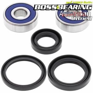 Boss Bearing - Boss Bearing Front Wheel Bearings and Seals Kit for Honda - Image 1