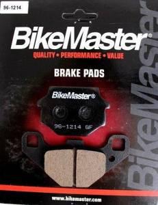 BikeMaster - Boss Bearing Rear Brake Pads BikeMaster S3017 for KTM - Image 2