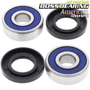 Boss Bearing - Front Wheel Bearings and Seals Kit for Honda - Image 1