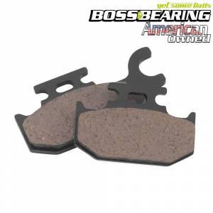 BikeMaster - Boss Bearing Rear Brake Pads 96-1272 Y2049 - Image 1
