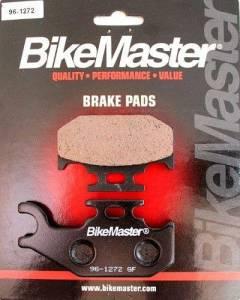 BikeMaster - Boss Bearing Rear Brake Pads 96-1272 Y2049 - Image 2