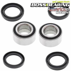 Boss Bearing - Boss Bearing Both Front or Rear Wheel Bearings Seals Kit for Arctic Cat - Image 1