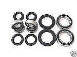 Boss Bearing - Front Wheel and Rear Axle Bearings and Seals Kit LT500R LT-500R Quadzilla Quad Racer 1987-1991 - Image 2