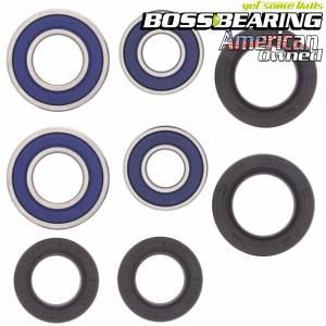Boss Bearing - Both Front Wheel Bearing and Seal Kit for Yamaha - Image 1