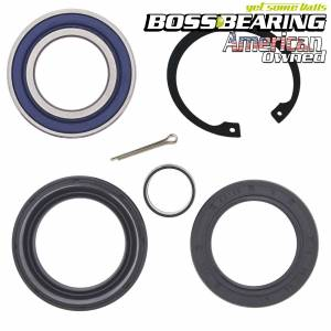 Boss Bearing - Boss Bearing Front Wheel Bearings Seals Kit for Honda - Image 1