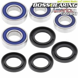 Boss Bearing - Boss Bearing Both Front Wheel Bearings and Seals Kit for Can-Am - Image 1